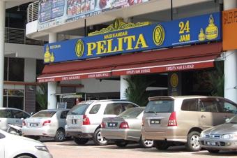 Restoran Nasi Kandar Pelita at Setapak KL